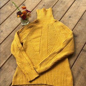 Sundance Mustard Yellow Sweater